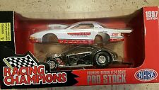 Racing Champions 1997 Premier Edition Pro Stock NHRA Dragon Racing Car 1:24