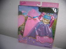 BARBIE FASHION AS RAPUNZEL FASHION GIFT SET NEW
