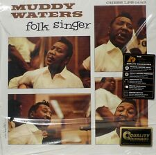 * ANALOGUE PRODUCTIONS - APB-1483 - MUDDY WATERS - FOLK SINGER - 200 GR *