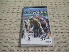 Pro Cycling 2009 Tour de France para Sony PSP * embalaje original *