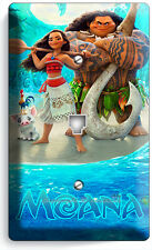 MOANA MAUI PUA PIG HEI LIGHT PHONE TELEPHONE WALL PLATE COVER KIDS BEDROOM DECOR