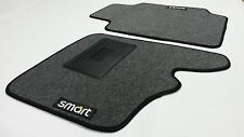 ALFOMBRILLAS. ALFOMBRAS A MEDIDA SMART FORFOUR. (2003-2005) VELOUR