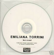 (735V) Emiliana Torrini, Me & Armini - DJ CD