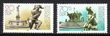 Germany / DDR - 1989 Stamp exhibition Magdeburg Mi. 3265-66 MNH