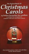 The Pocket Book Of Christmas Carols Learn to Sing Play Xmas Keyboard Music Book