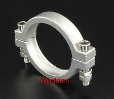 44mm V Band Wastegate 304 Stainless Steel Outlet CLAMP MVR Dump Pipe Discharge
