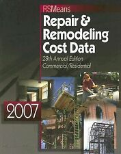 Means Repair and Remodeling Cost Data (2006, Paperback)