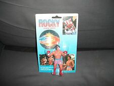 Vintage1985 Winston Toys ROCKY Figure Boxing Figurine Eraser NEW