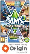 Los Sims 3 Island Paradise Expansion Pack Pc Y Mac Origen clave