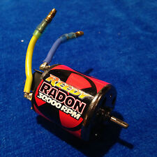 TEAM ASSOCIATED SC10 SC10.2 Reedy Radon 540 Brushed Motor 17T 30k Rpm 9626 Slash