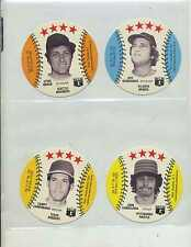 1977 MSA Customized Sports Discs lot of 38 different NMT RARE!