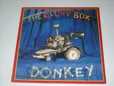 "THE GLORY BOX Donkey 12"" EP 1990 Aussie Garage POLYESTER"
