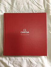 BRAND NEW HARD COVER 2014 OMEGA 'WATCH COLLECTION' CATALOGUE - COLLECTORS ITEM!