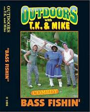 New Outdoors with TK and Mike DVD Comedy BASS FISHIN' video funny fishing