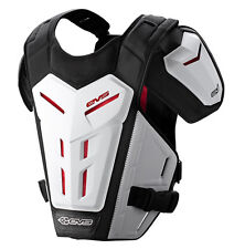 EVS Revo 5 Roost Guard Under-the-Jersey Chest Protector Large/X-Large White