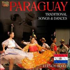 Paraguay - Traditional Songs & Dances, New Music