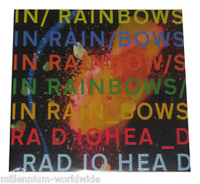 "SEALED & MINT - RADIOHEAD - IN RAINBOWS - 12"" VINYL LP - RECORD ALBUM, 180 GRAM"