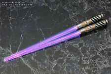 Kotobukiya Star Wars Lightsaber Chopsticks LED Light up Ver2 (Mace Windu)