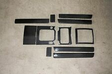 VW Touareg 04-09 Real Carbon Fiber Interior 11 pc Trim Kit