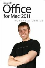 Office for Mac 2011 Portable Genius-ExLibrary