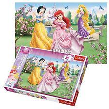 Trefl 24 PEZZI MAXI Bambine Principesse Garden FOUNTAIN grossi pezzi Puzzle