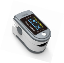Santamedical Generation Saturation Monitor Fingertip Pulse Oximeter Blood Oxygen