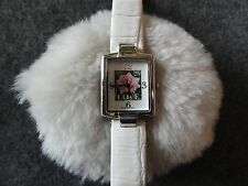 """Love Stamp"" Ladies Quartz Watch"