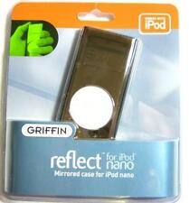 GRIFFIN REFLECT MIRRORED CASE COVER PROTECTOR IPOD NANO 2G 2ND GEN
