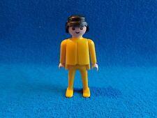 Playmobil Hombre traje amarillo pantalon años 70 - Man yellow suite 70 ´s