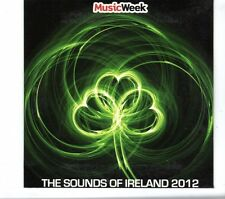 (GR684) Music Week: The Sounds Of Ireland, 13 tracks various artists - 2012 CD