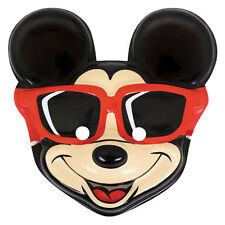 Disney Mickey Mouse Childrens Birthday Party Favor Treat Plastic Mask
