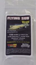 Voyage to the Bottom of the Sea Flying Sub, Resin Upgrade 1/350 PGX 172 S ST