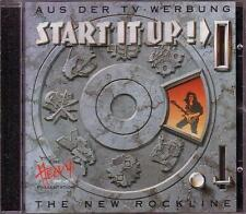 Start it up! The new Rockline