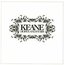 Hopes and Fears by Keane (CD, Dec-2004, Interscope) CD & PAPER SLEEVE ONLY