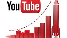 10,000 YouTube View+70 Like+20 Subscriber + 25 Comment ONLY $19.99
