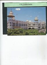 P125 # MALAYSIA USED PICTURE POST CARD * KL RAILWAY STATION