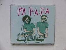 CD 5 titres DATAROCK Fa fa fa 5 037703 640528