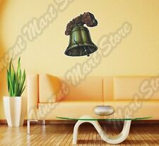 """Liberty Bell Freedom Independence USA Wall Sticker Room Interior Decor 20""""X25"""""""