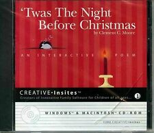 'Twas the Night Before Christmas: An Interactive Poem