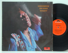 Jimi Hendrix          Hendrix in the west         Polydor       OIS      NM  # Y