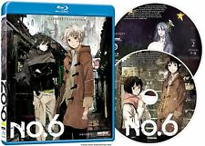No. 6 Complete Collection BLURAY (814131010827)