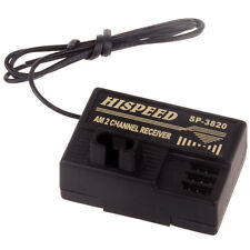 HSP 02071 AM 2 Channel HISPEED Receiver SP-3820 1/10 RC Car 94101 94105 94108