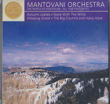Mantovani - All Time Favourites (1992) 16 track cd album