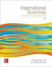 International Business : Competing in the Global Marketplace by Charles W. L....