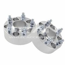 (2) 50mm Hubcentric 5x4.5 Wheel Spacers 5x114.3 FITS INFINITI AND NISSAN CARS