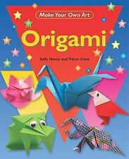 Origami (Make Your Own Art)-ExLibrary