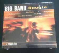 Big Band Boogie by Various Artists (CD, Nov-2001, 2 Discs, Direct Source)