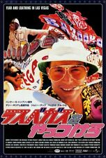 """FEAR AND LOATHING IN LAS VEGAS Movie Poster [Licensed-New] 27x40"""" Theater Size J"""