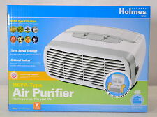 Holmes HEPA -Type HAP242  Air Purifier, Home air filtration, Dual position