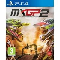MXGP 2 The Official Motocross Videogame PS4 Game Brand New